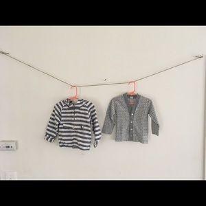 Boys 2T outerwear lot